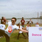 Riverside Festival's Dance Zone